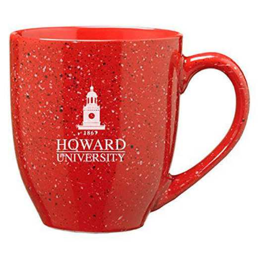 CER1-RED-HOWARDU-L1: LXG L1 MUG RED, Howard Univ