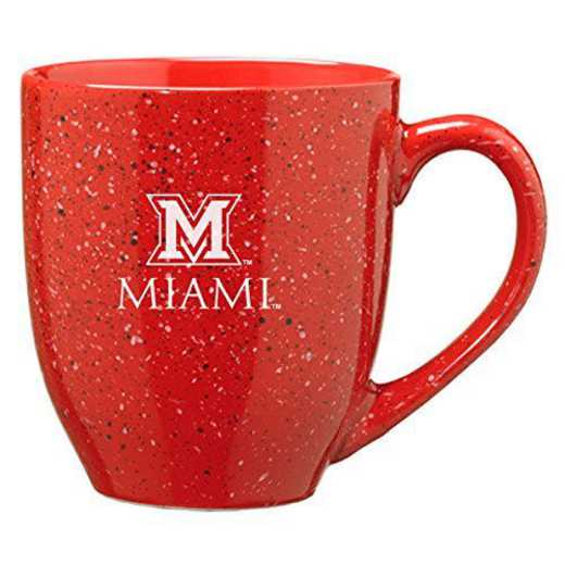 CER1-RED-MIAMIU-RL1-LRG: LXG L1 MUG RED, Miami