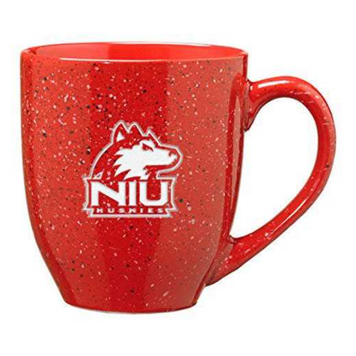 CER1-RED-NRTHIL-RL1-LRG: LXG L1 MUG RED, Northern Illinois