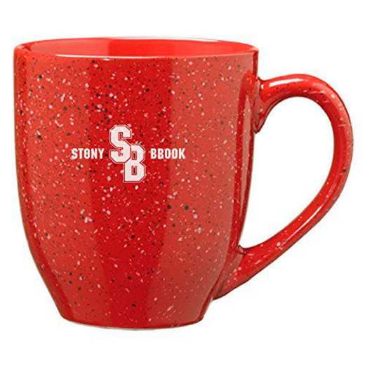 CER1-RED-STNYBRK-L1B-LRG: LXG L1 MUG RED, Stony Brook