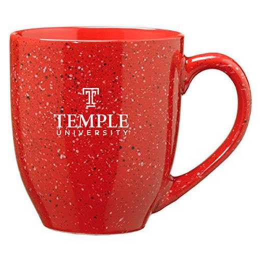CER1-RED-TEMPLE-RL1-CLC: LXG L1 MUG RED, Temple