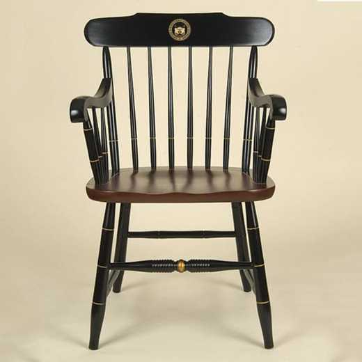 615789890546: US Coast Guard Academy Captain's Chair by Hitchcock