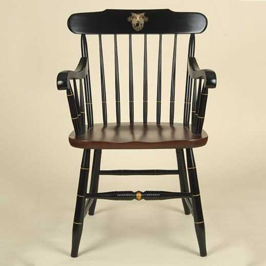 615789127321: US Military Academy Captain's Chair by Hitchcock