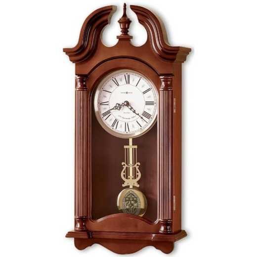 615789928294: Johns Hopkins Howard Miller Wall Clock