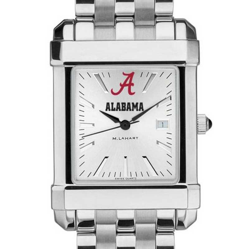 615789775324: Alabama Men's Collegiate Watch w/ Bracelet