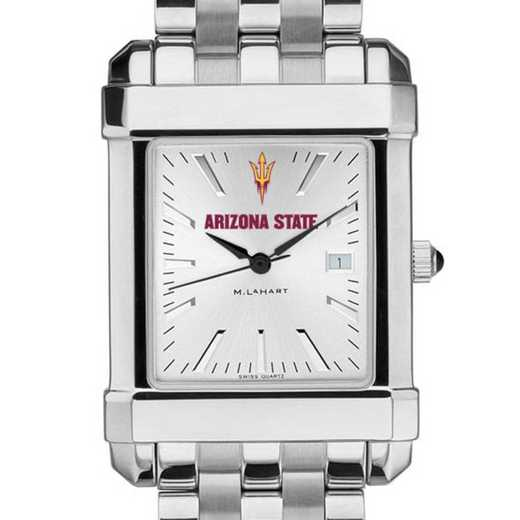 615789989417: Arizona State Men's Collegiate Watch w/ Bracelet