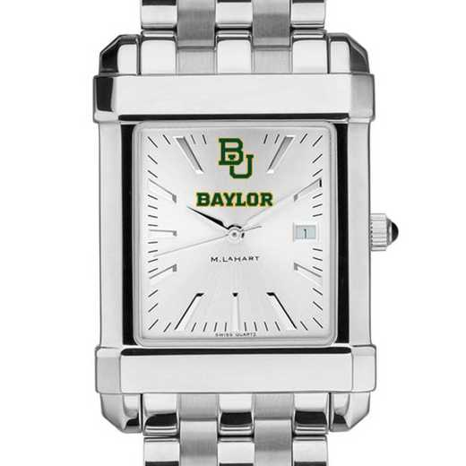 615789633051: Baylor Men's Collegiate Watch w/ Bracelet