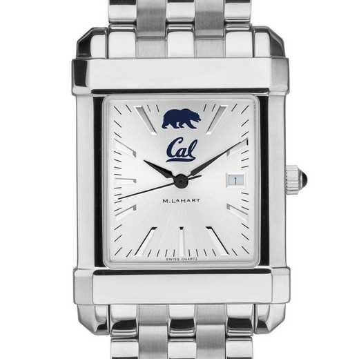 615789631347: Berkeley Men's Collegiate Watch w/ Bracelet