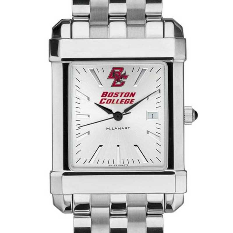 615789623946: Boston College Men's Collegiate Watch w/ Bracelet