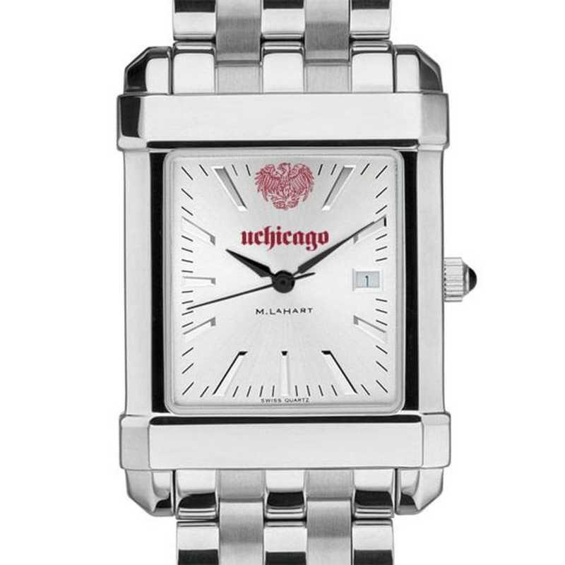 615789171522: Chicago Men's Collegiate Watch w/ Bracelet