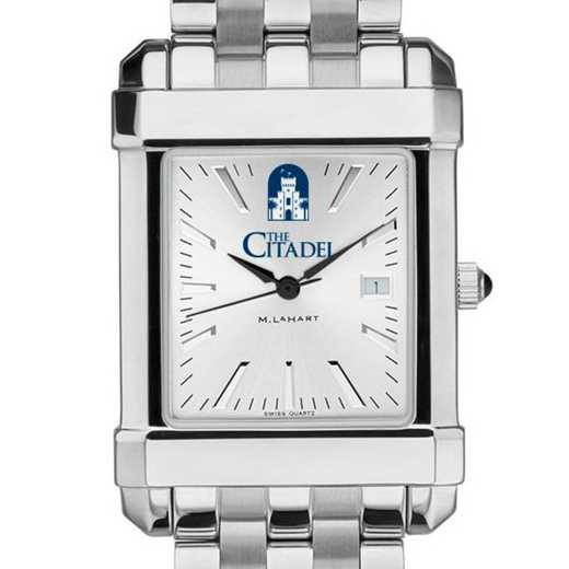 615789629504: Citadel Men's Collegiate Watch w/ Bracelet