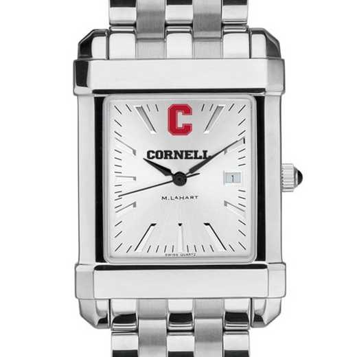 615789797685: Cornell Men's Collegiate Watch w/ Bracelet