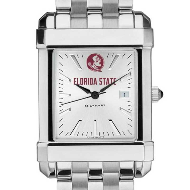 615789521440: Florida State Men's Collegiate Watch w/ Bracelet