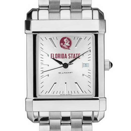 615789521440: Florida State Men's Collegiate Watch w/ Bracelet