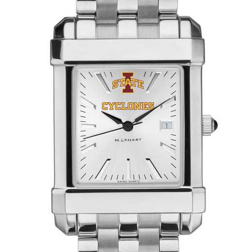 615789970804: Iowa State University Men's Collegiate Watch w/ Bracelet