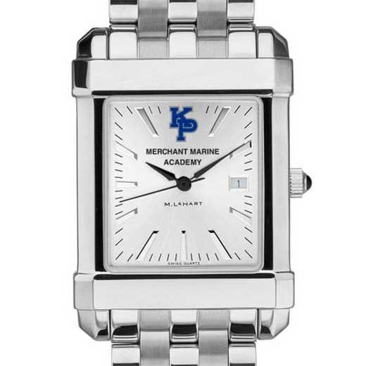 615789684817: Merchant Marine Academy Men's Collegiate Watch w/ Bracelet