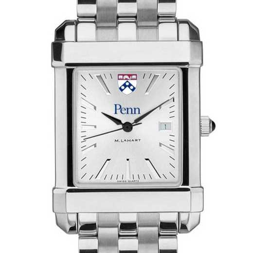 615789970446: Penn Men's Collegiate Watch w/ Bracelet