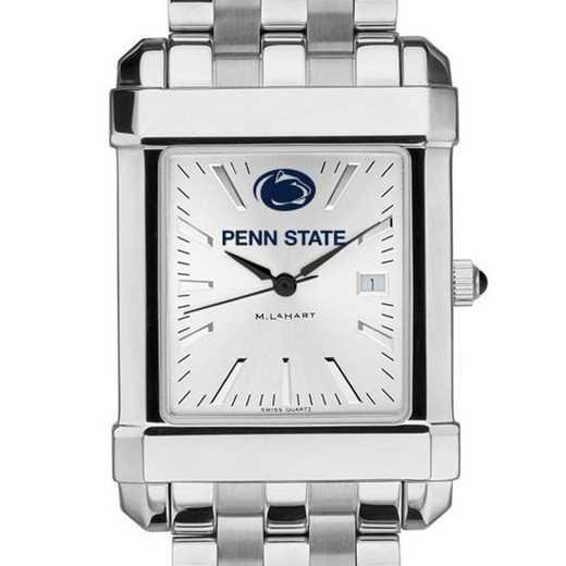 615789606048: Penn State Men's Collegiate Watch w/ Bracelet