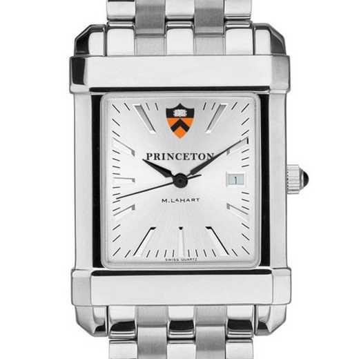 615789510666: Princeton Men's Collegiate Watch w/ Bracelet