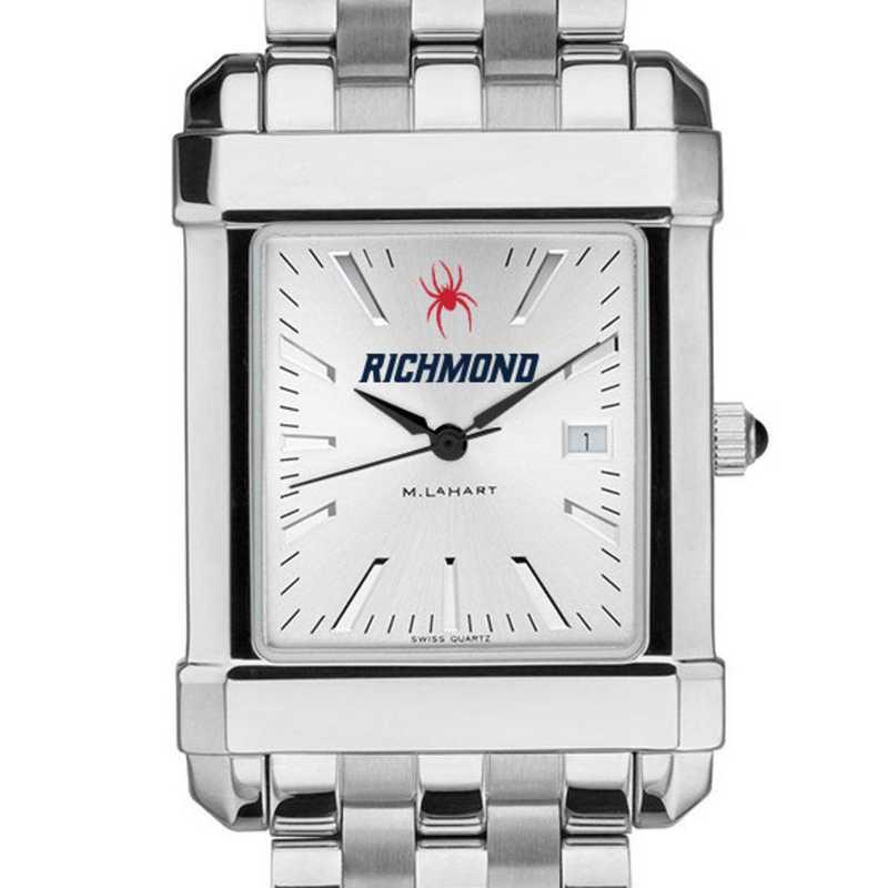 615789207344: University of Richmond Men's Collegiate Watch w/ Bracelet