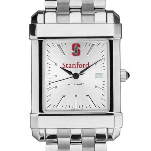 615789539254: Stanford Men's Collegiate Watch w/ Bracelet