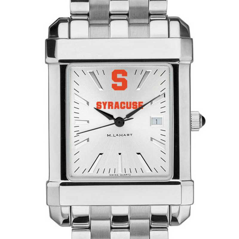615789743880: Syracuse University Men's Collegiate Watch w/ Bracelet