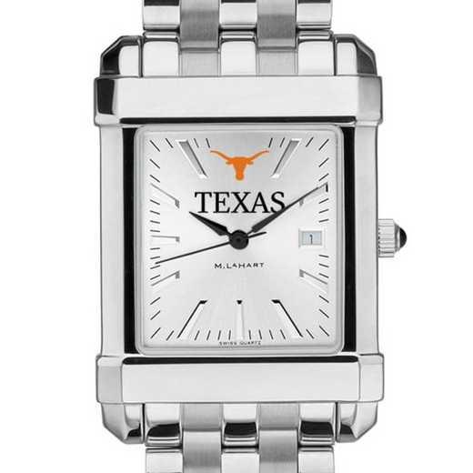 615789576082: Texas Men's Collegiate Watch w/ Bracelet