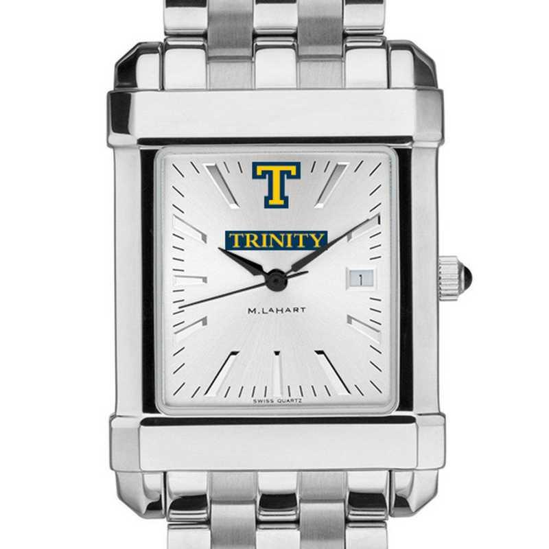 615789181811: Trinity College Men's Collegiate Watch w/ Bracelet