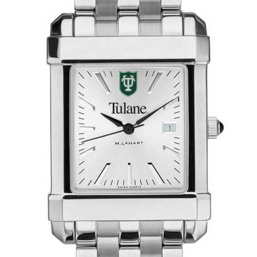 615789906544: Tulane Men's Collegiate Watch w/ Bracelet