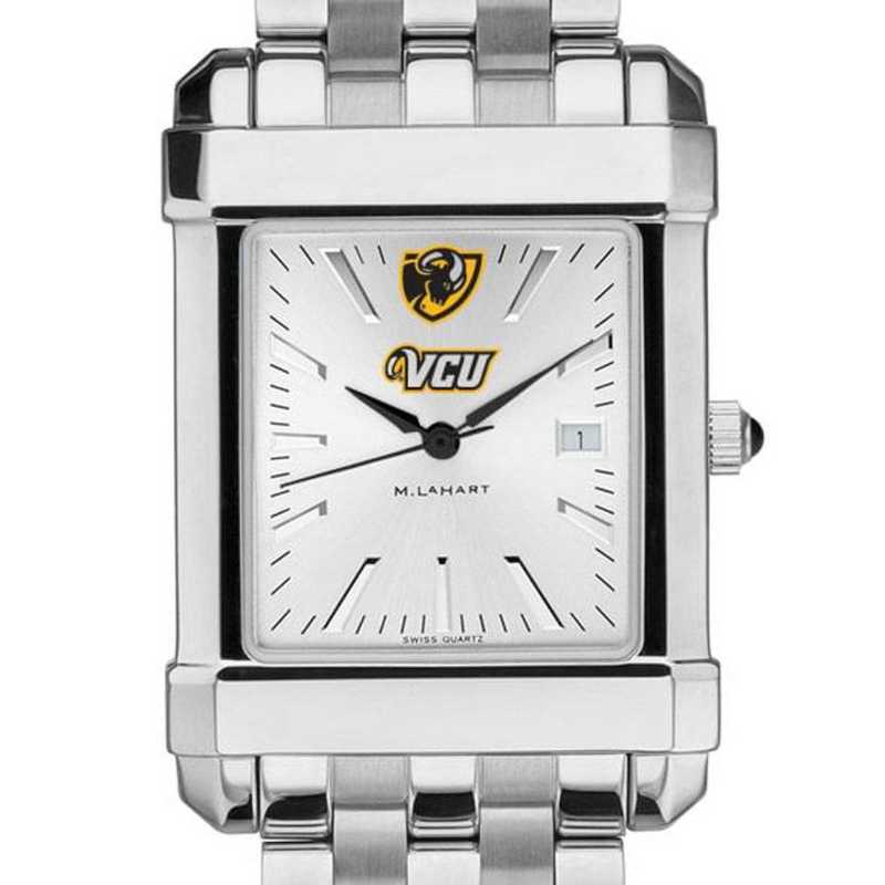 615789573630: VCU Men's Collegiate Watch w/ Bracelet