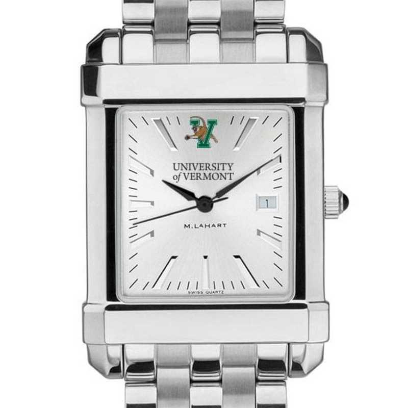 615789883609: Vermont Men's Collegiate Watch w/ Bracelet