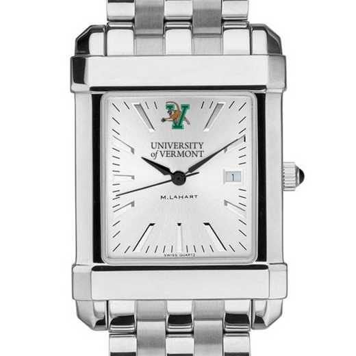 615789883609: Vermont Men's Collegiate Watch w/ Bracelet