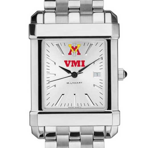 615789698500: VMI Men's Collegiate Watch w/ Bracelet