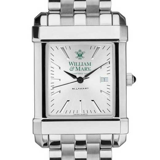 615789437857: William & Mary Men's Collegiate Watch w/ Bracelet
