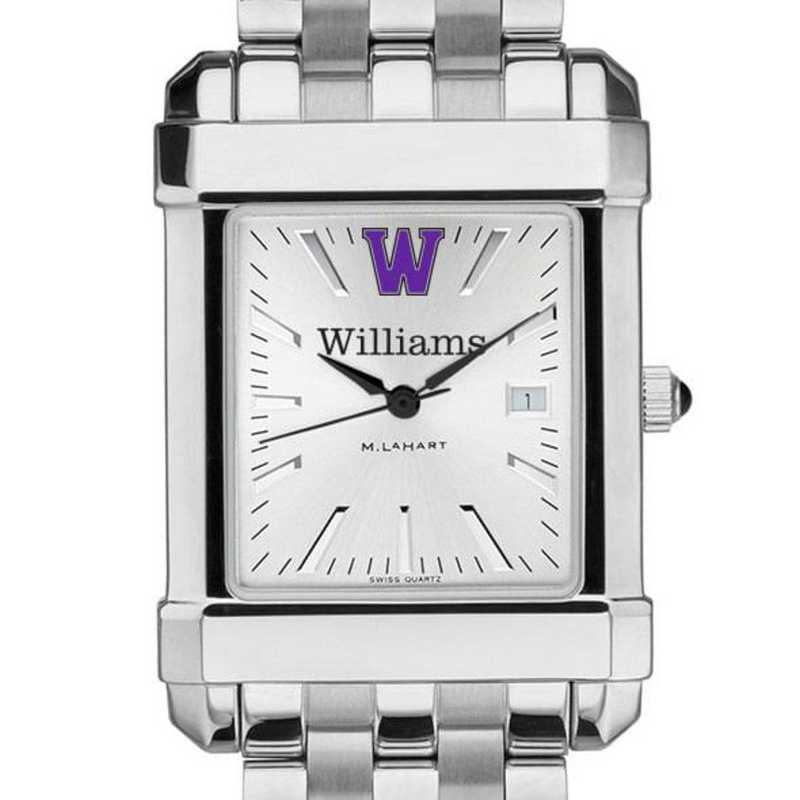 615789091004: Williams College Men's Collegiate Watch w/ Bracelet