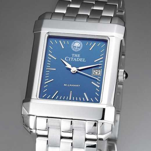 615789866930: Citadel Men's Blue Quad Watch with Bracelet