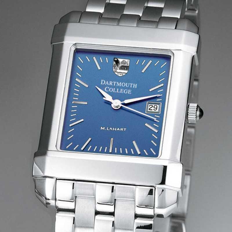 615789130987: Dartmouth Men's Blue Quad Watch with Bracelet