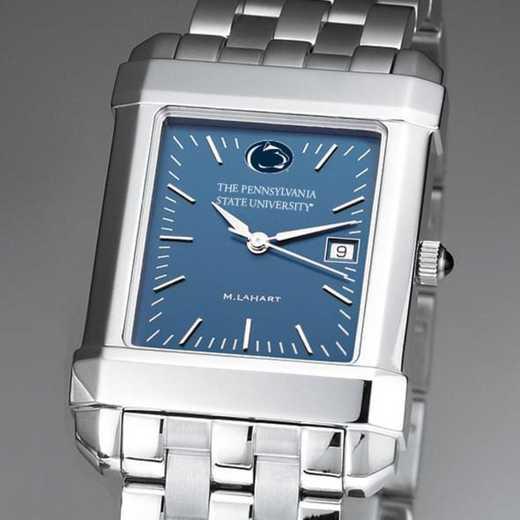 615789762683: Penn State Men's Blue Quad Watch with Bracelet