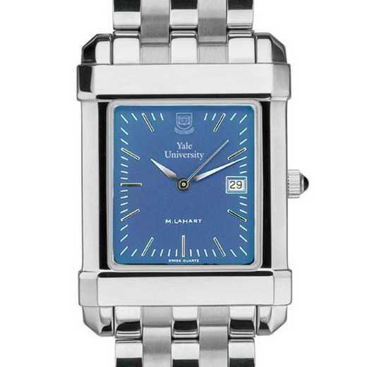 615789410447: Yale Men's Blue Quad Watch with Bracelet