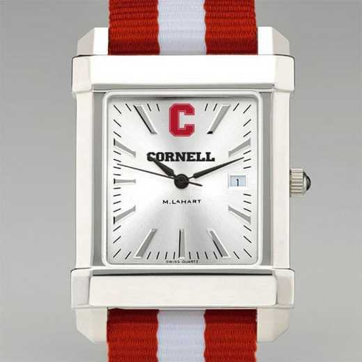 615789426455: Cornell Univ Collegiate Watch W/NATO Strap for Men