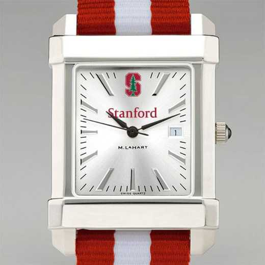615789711148: Stanford Univ Collegiate Watch W/NATO Strap for Men