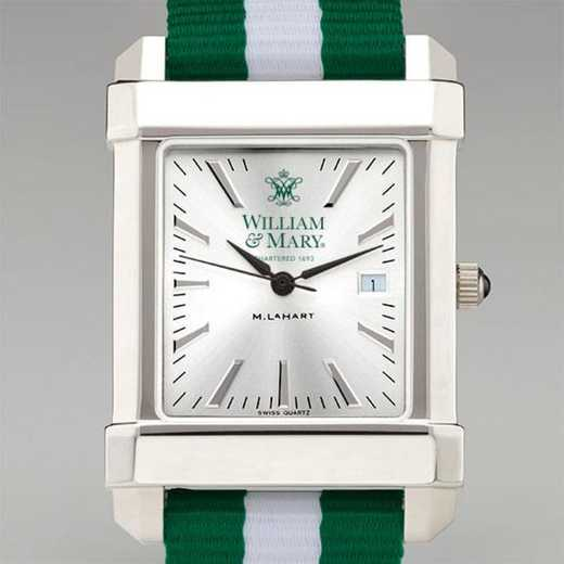 615789954323: College of William & Mary Collegiate Watch W/NATO Strap
