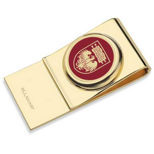 615789350866: Chicago Enamel Money Clip