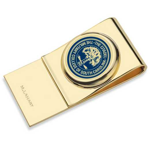 615789316343: Citadel Enamel Money Clip