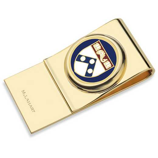 615789699187: University of Pennsylvania Enamel Money Clip