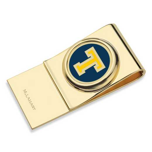 615789623199: Trinity College Enamel Money Clip