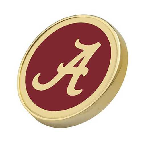 615789278580: Alabama Lapel Pin