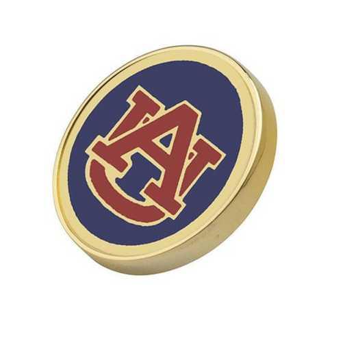 615789073871: Auburn Lapel Pin