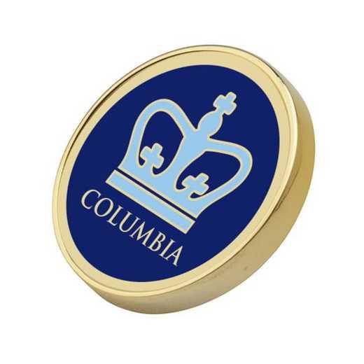 615789195641: Columbia University Lapel Pin