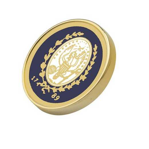 615789956839: Georgetown Lapel Pin